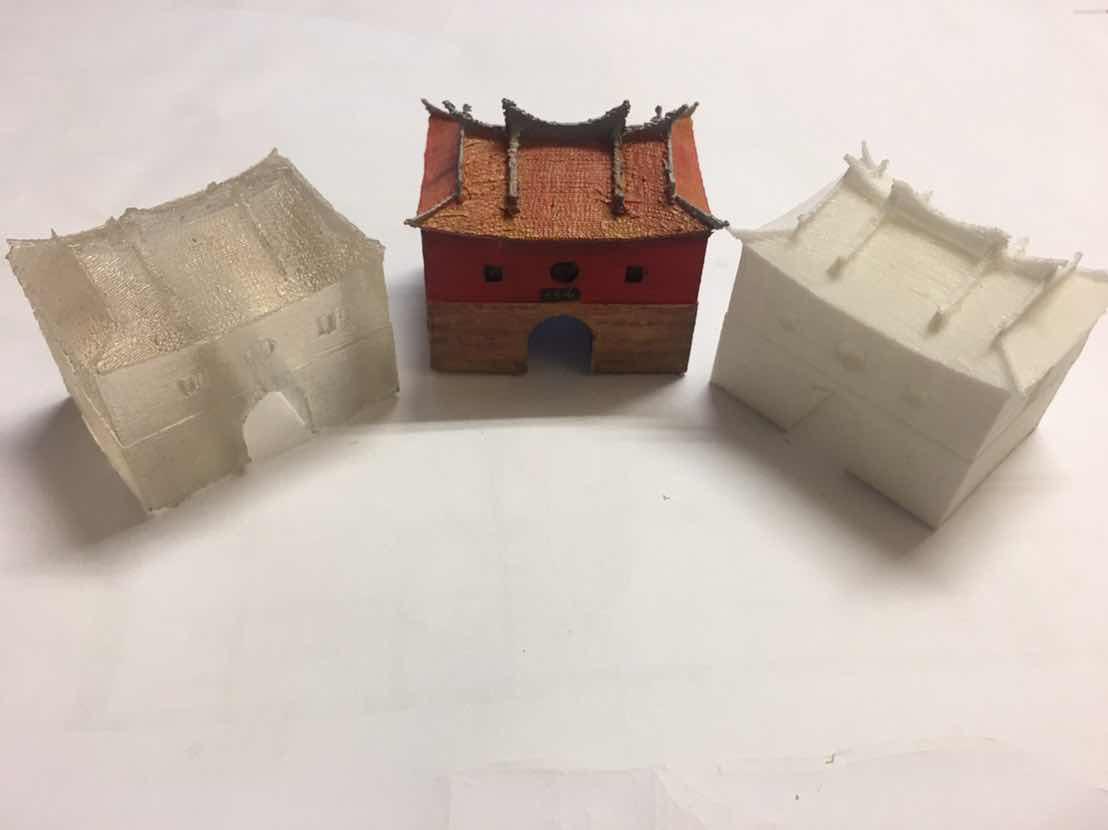 DIY體驗活動-北門3D立體模型列印