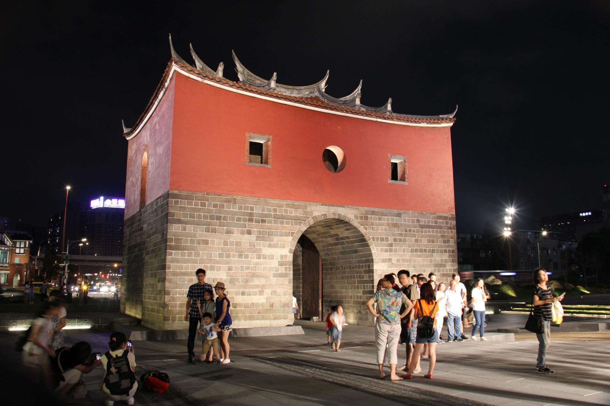燦爛的臺北城點燈活動相片5