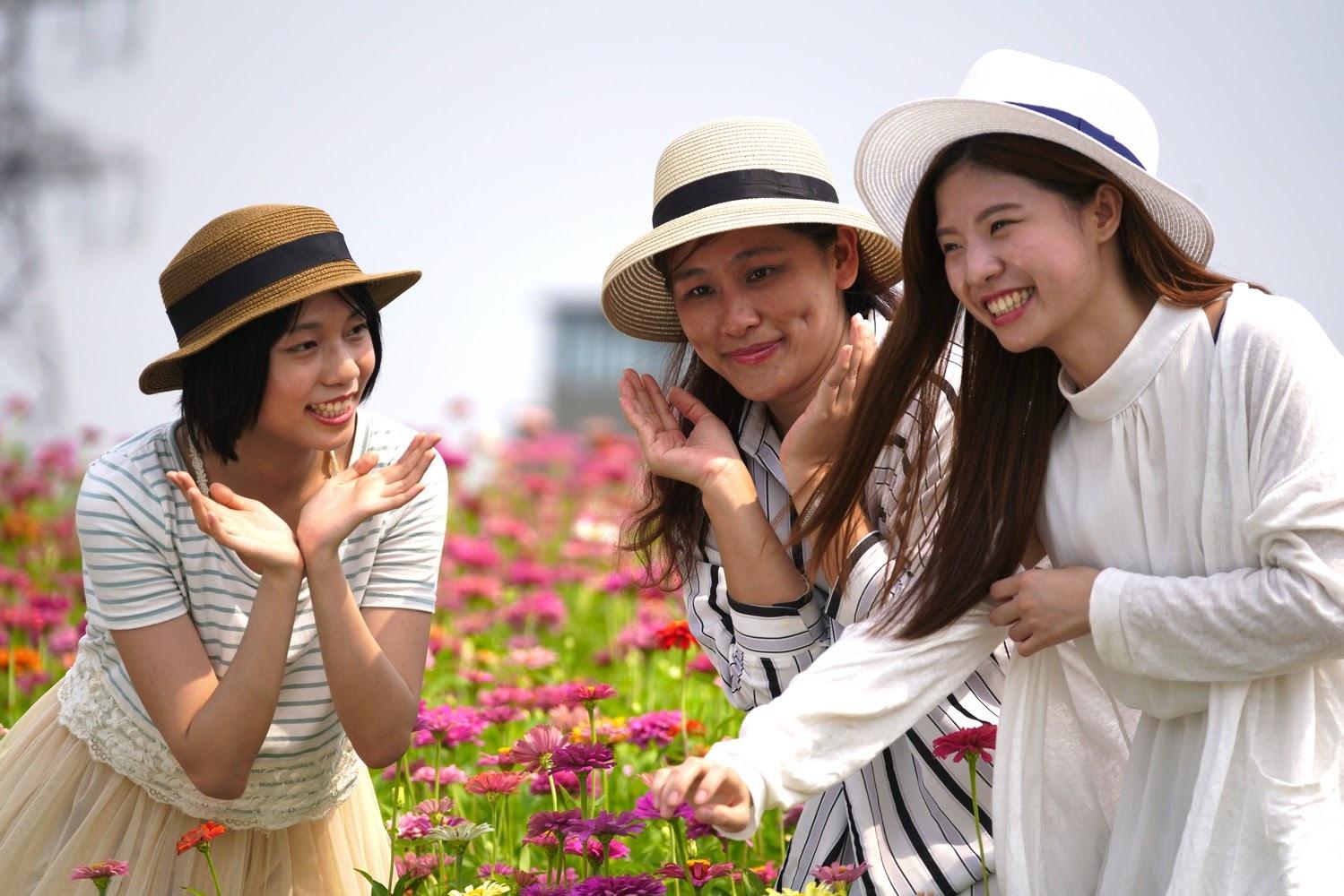18.青春不要留白!三五好友共享歡樂時光!