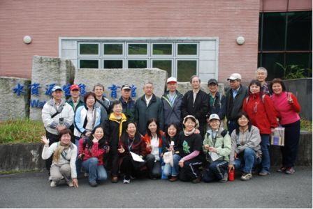 The 2011 Feitsui volunteers summer camp was held on March 6