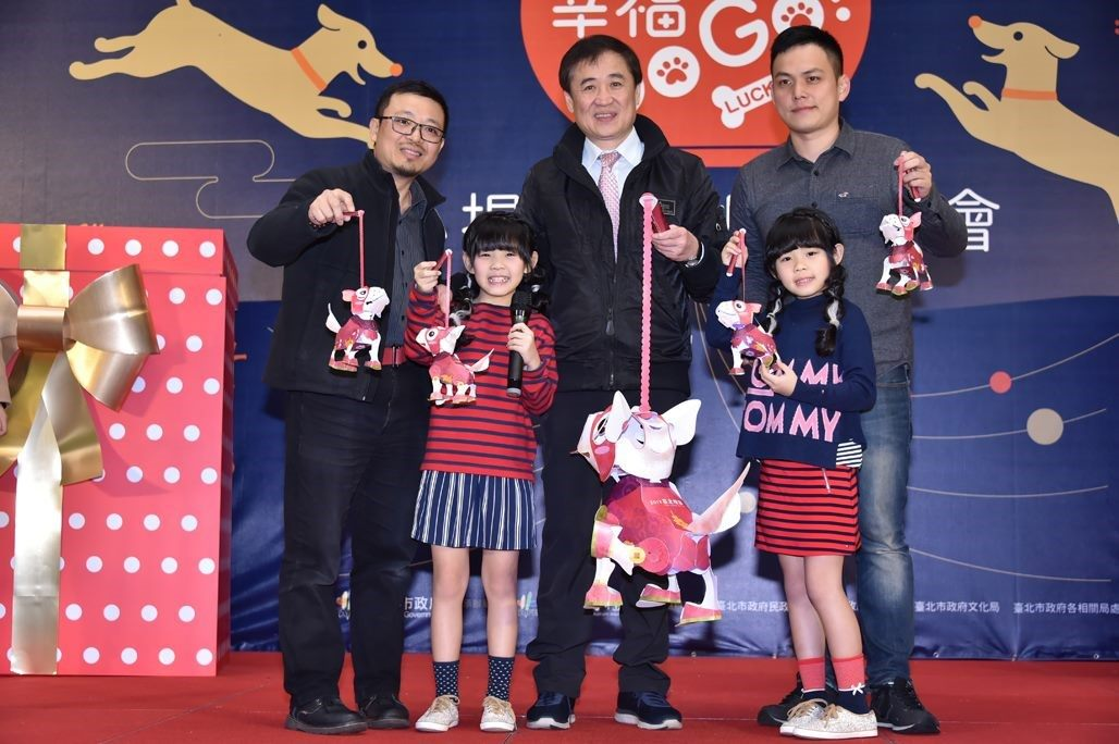 Deputy Mayor: Lantern Festival to Showcase Glory of Taipei