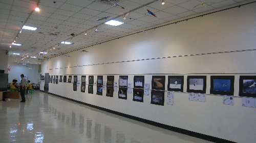 教育中心迴廊