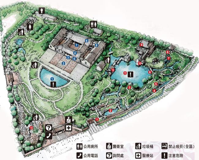 園區導覽圖