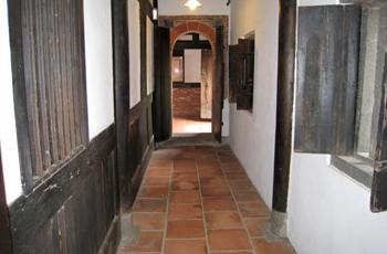 14.迴廊、15.迴廊