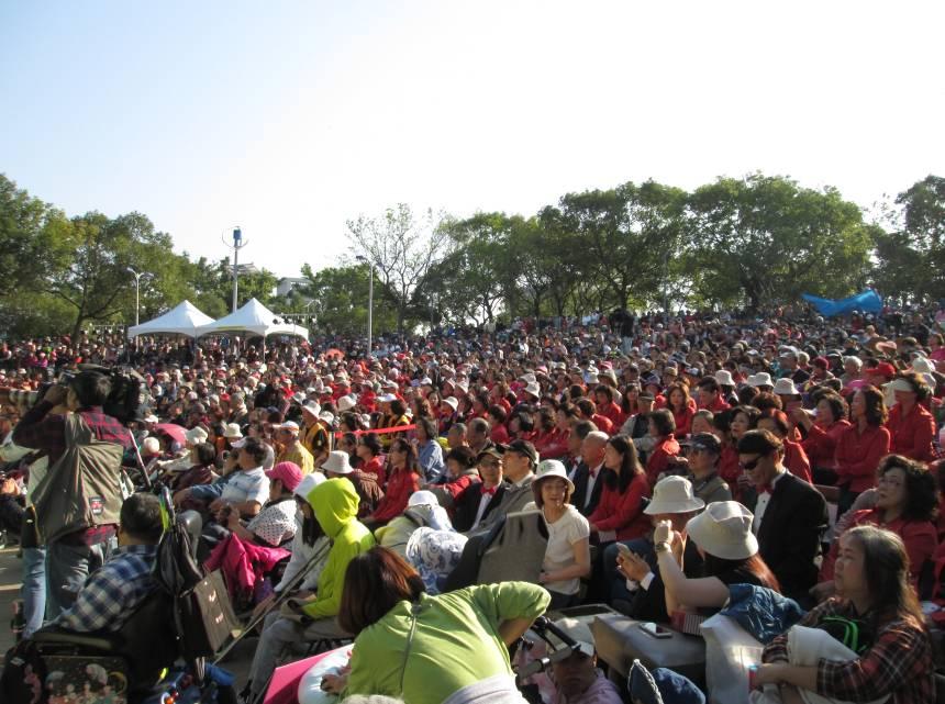 (圖4)活動吸引超過8000人參加