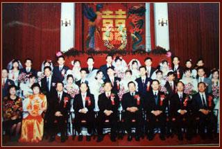 Citizens group wedding