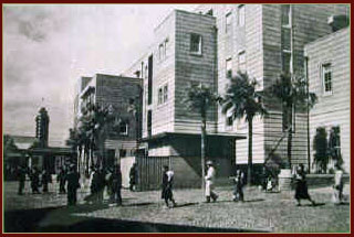 The outside of the Zhongshan Hall after renovation