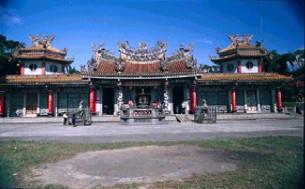 Cixian Temple, Shilin