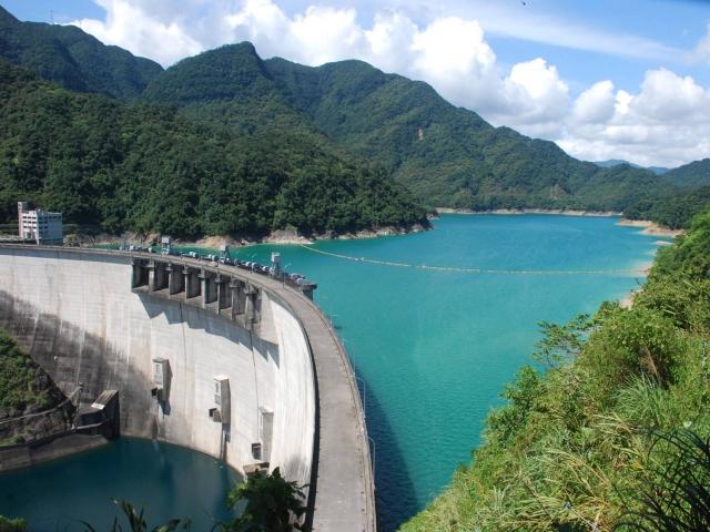 Photo 1: Feitsui Dam