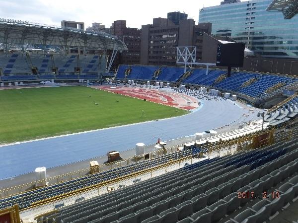 Photo 1 of current Taipei Stadium