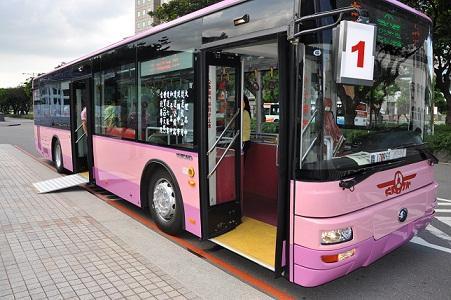 低地板公車