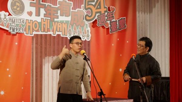 (另開視窗)秦浩與宗翰兩人表演相聲3