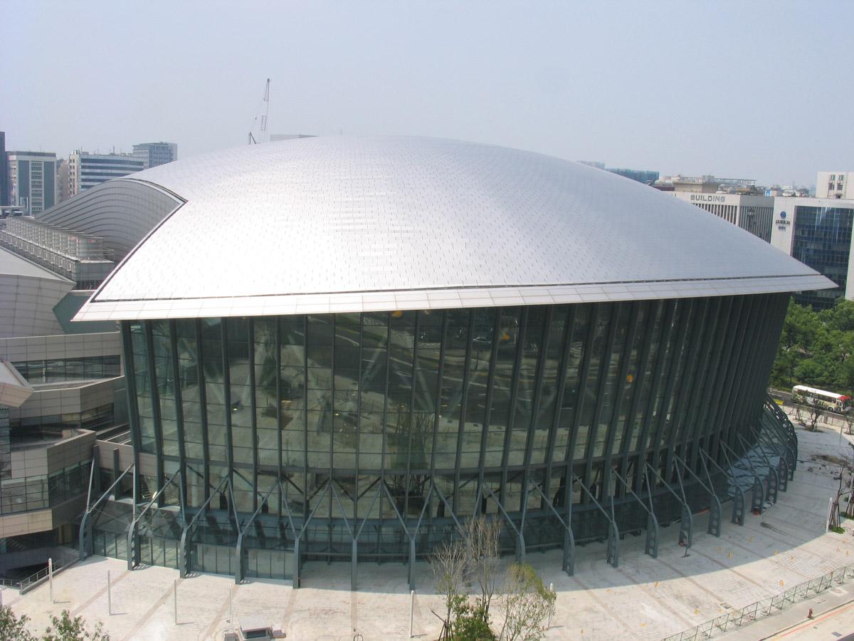 (另開視窗)台北小巨蛋空拍