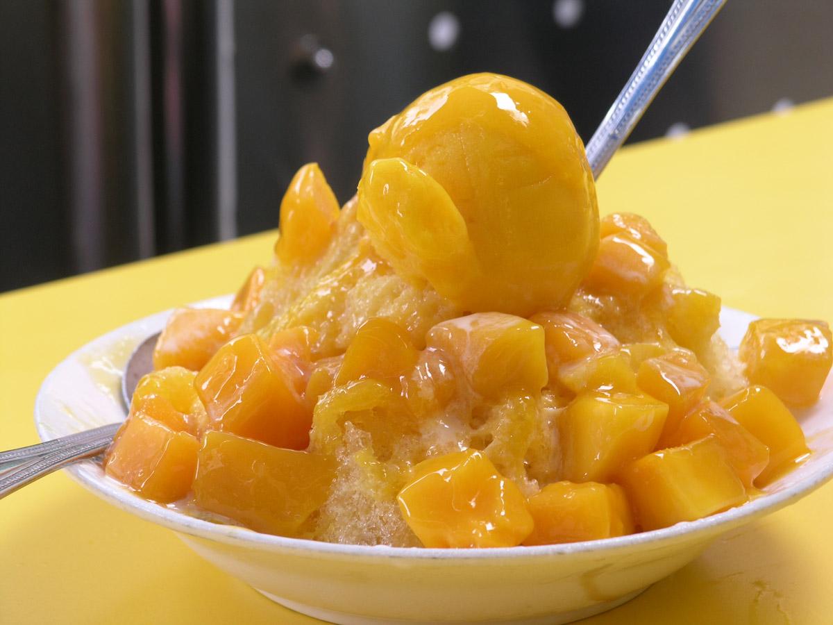 (另開視窗)美食小吃芒果冰