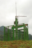 The Hydrological and Meteorological Information System at upper basin