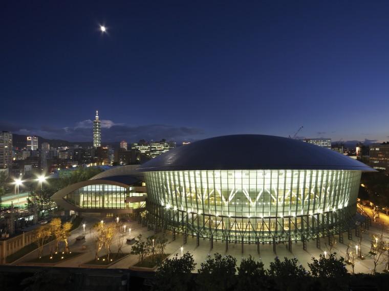 Taipei Arena.