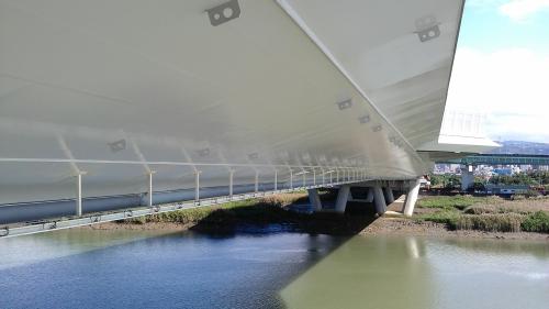 Steel structural bridge decks