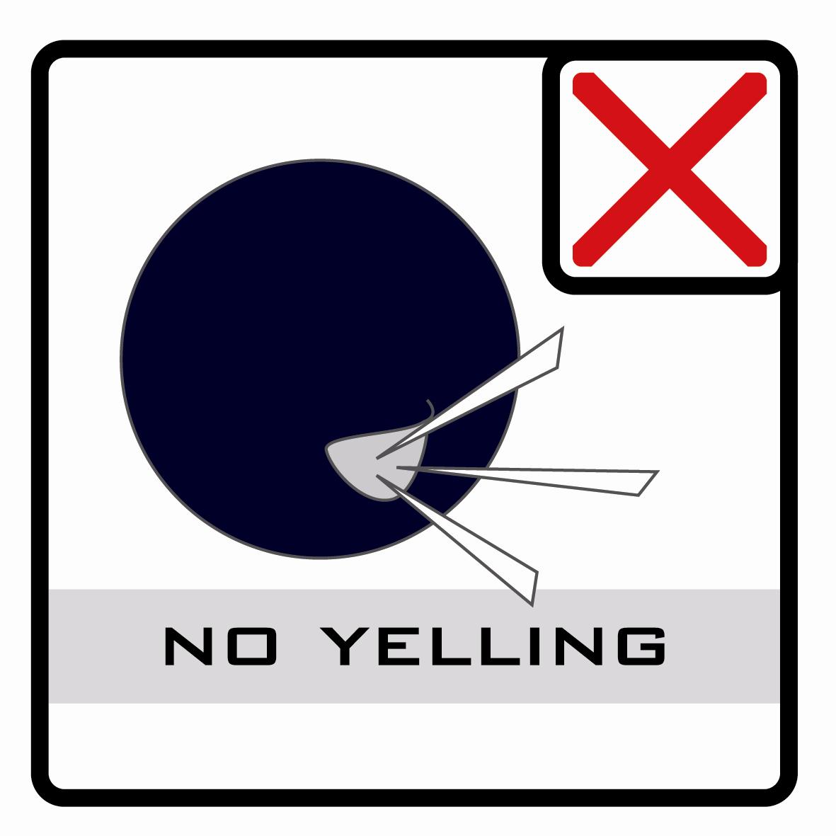 【icon】禁止喧嘩