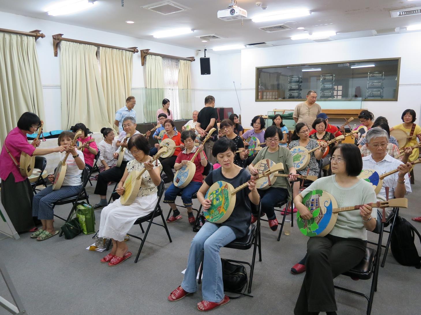 201508月琴體驗課08