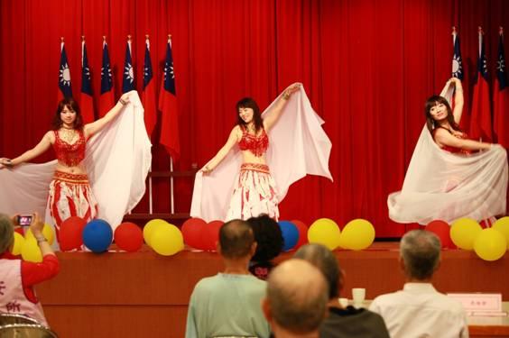 活動表演節目-龍圖里卡莉拉舞蹈工作室