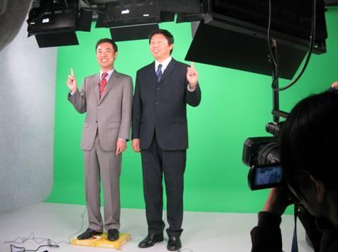 活動宣傳-與大安文山電視台合作拍攝廣告cf