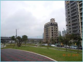 內湖區第五期重劃後,公共設施完善