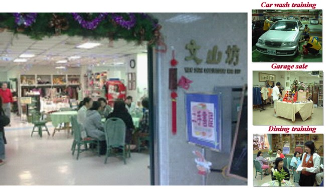 wen-shan occupational workshop
