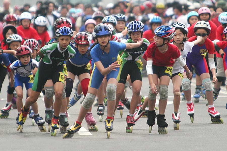 臺北運動城市的形象,藉著世大運而傳向全世界。