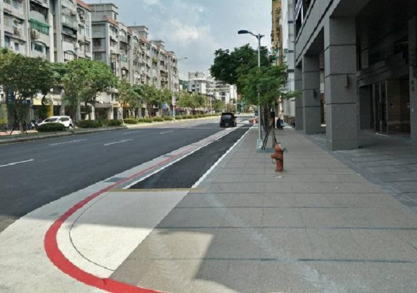 羅斯福路人行道更新