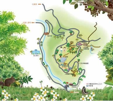 內雙溪自然中心交通資訊[開啟新連結]