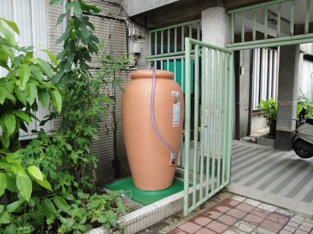 大安國小雨水貯留設施