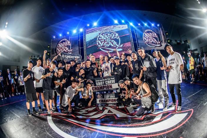 照片2-2015世界街舞錦標賽臺灣區比賽2