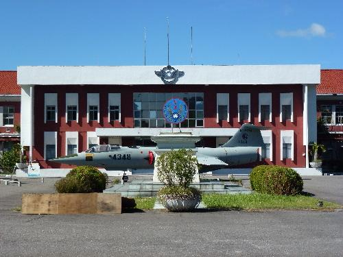 空軍總司令部舊址