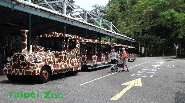 長頸鹿列車