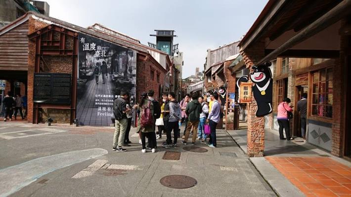「有溫度的臺北」展演活動即日起至12月18日止,歡迎闔家走訪剝皮寮[開啟新連結]