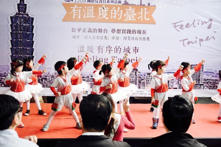 邀請幼兒園學童開幕表演「小小弓箭手」(1-2)[開啟新連結]