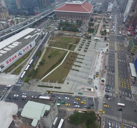臺北行旅廣場比鄰台北車站及機場捷運站[另開新視窗]