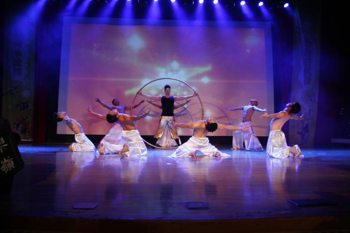 內政部役政署公益大使團-熱力舞蹈、特技及魔術