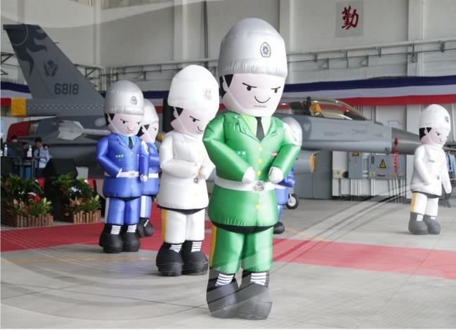 北區地區人才招募中心-國軍娃娃熱舞