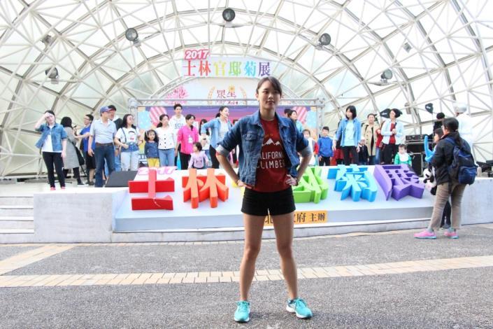 圖6. 12月3日東吳大學社團表演邀請現場民眾一起動起來