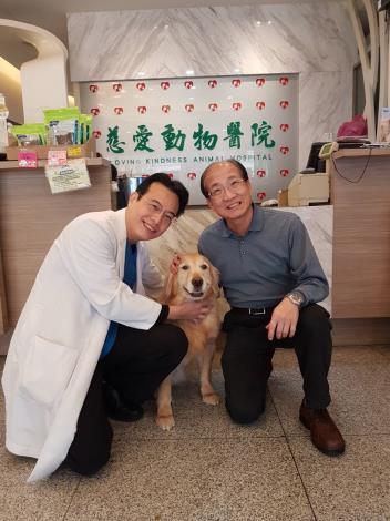 圖2. 慈愛動物醫院寧夏分院新加入成為動物安養機構生力軍[開啟新連結]