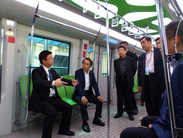 結束廣東經貿考察   林欽榮邀請廣州與深圳參加臺北智慧城市展,進一步拓展城市交流