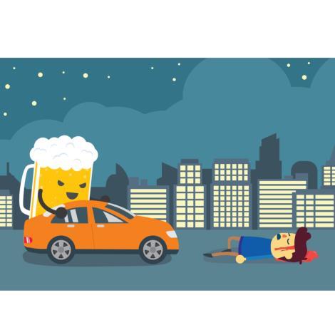 酒駕防制宣導