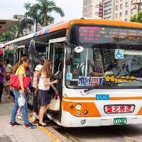 臺北市聯營公車分段票價資訊