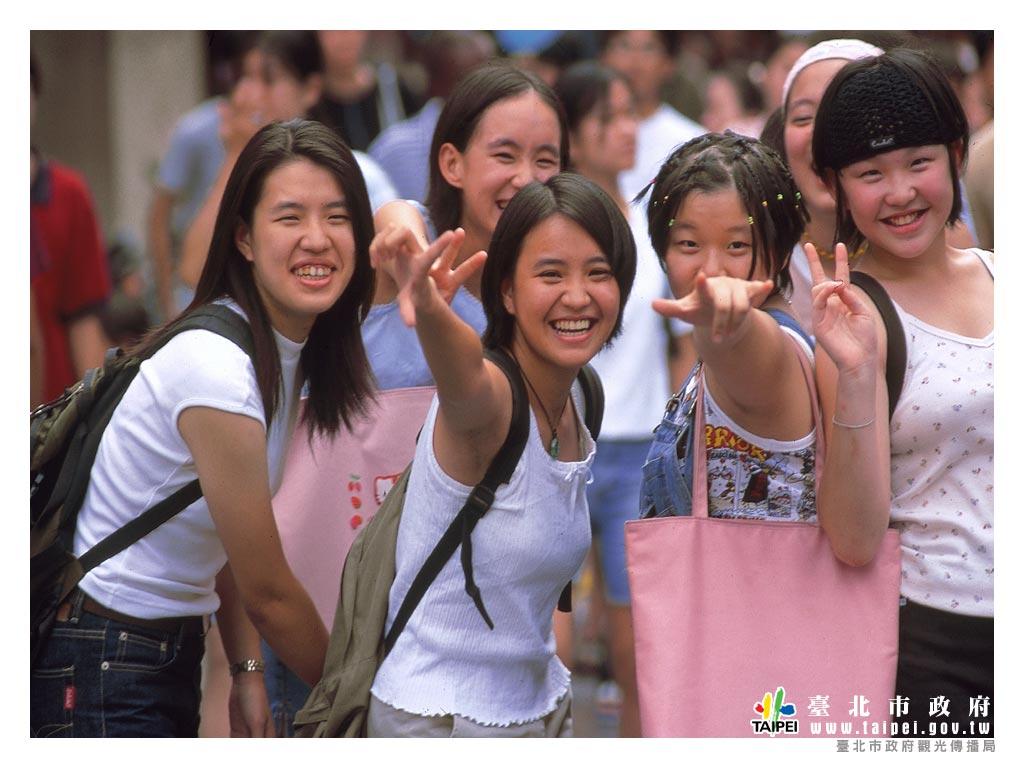 青春、歡笑、年華1024x768