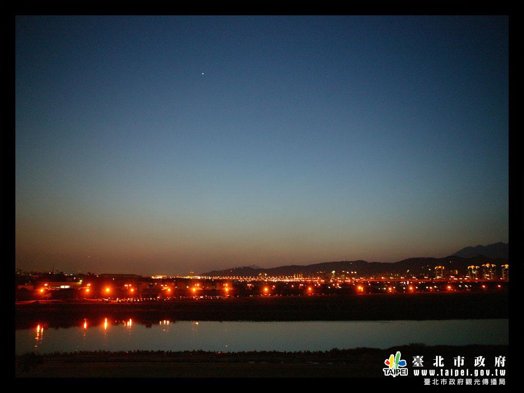 圓山飯店看夜景1024x768