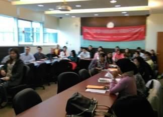 104年4月21日-南港生技育成中心,說明會內容主要講解臺北市地方型SBIR計畫書撰寫細節、注意事項、經費編列計算與原則、以及常見問題與因應之道,另若有計畫書撰寫問題,透過現場專員分案一對一指導個案,為各位提案計畫主持人加快速度、減少撰寫摸索時間與加速申請送件速度。