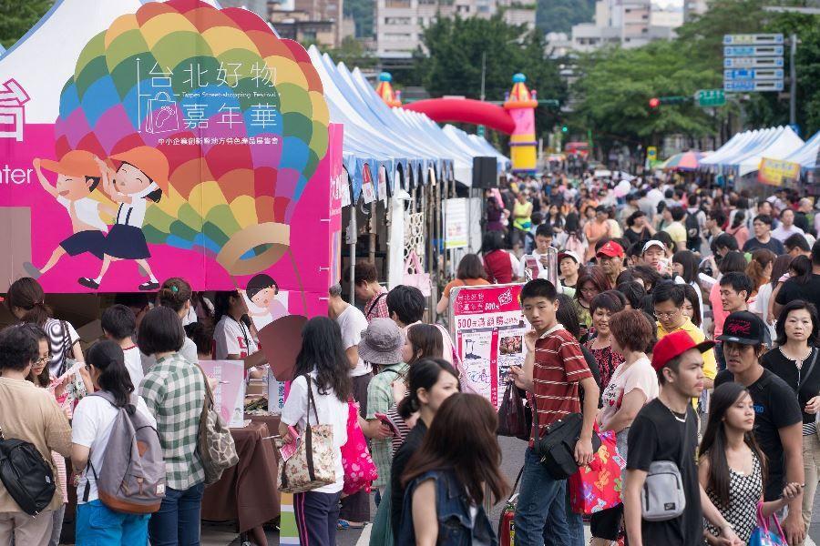 2014台北好物嘉年華~攤位展示