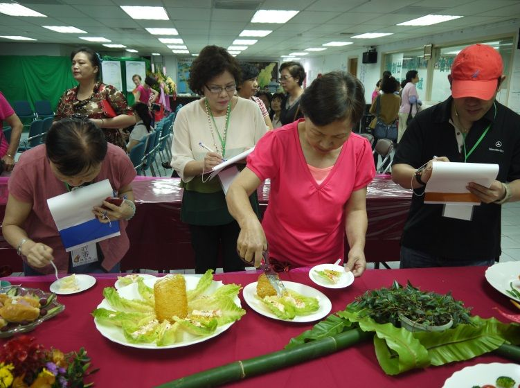 士林綠竹筍創意料理比賽