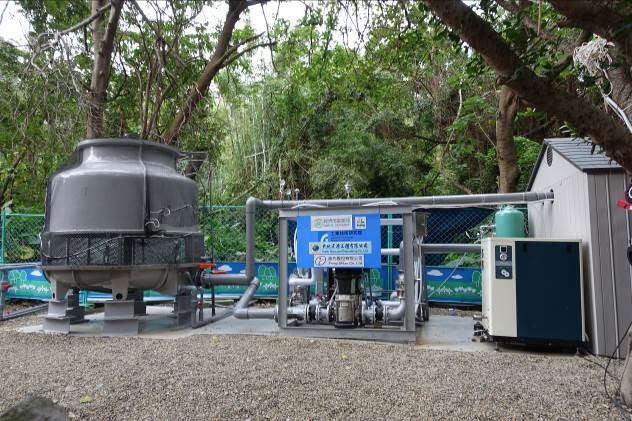 泉源47號公園取熱發電試驗場址